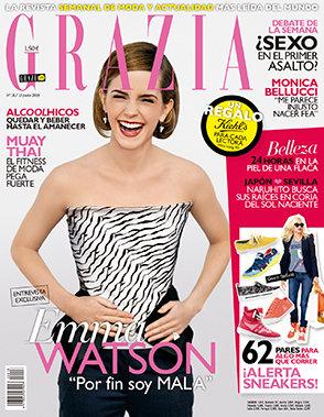 GRAZIA portada 12 de Junio 2013