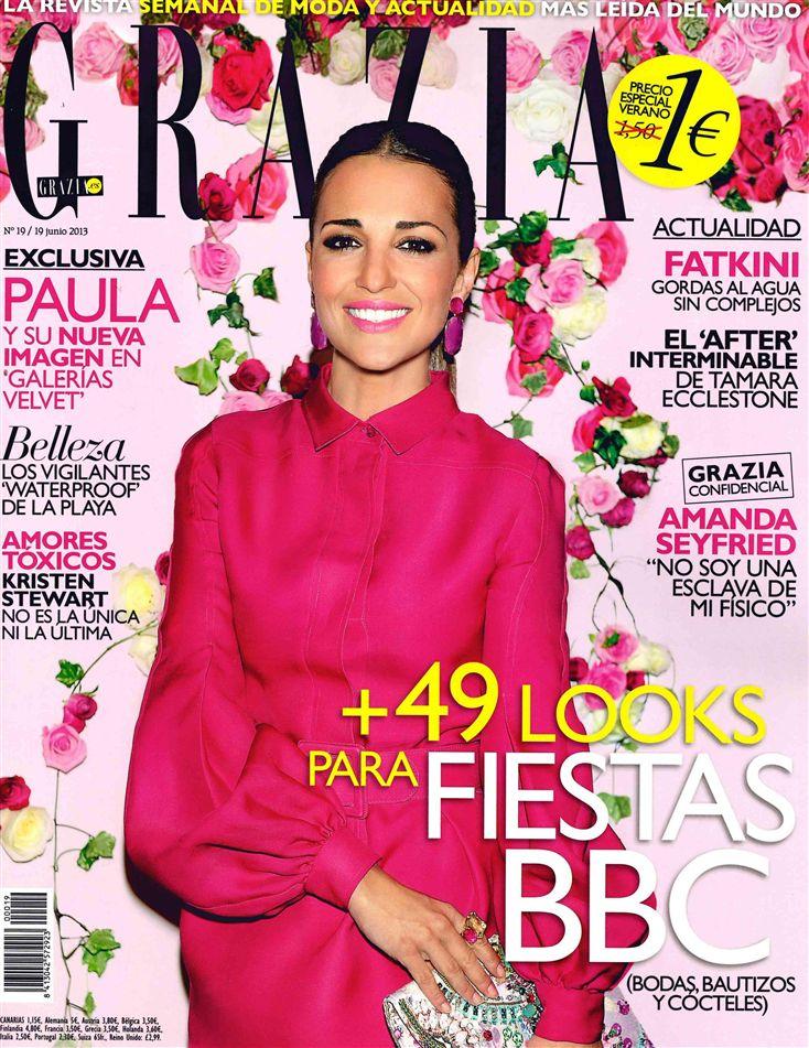 GRAZIA portada 19 de Junio 2013