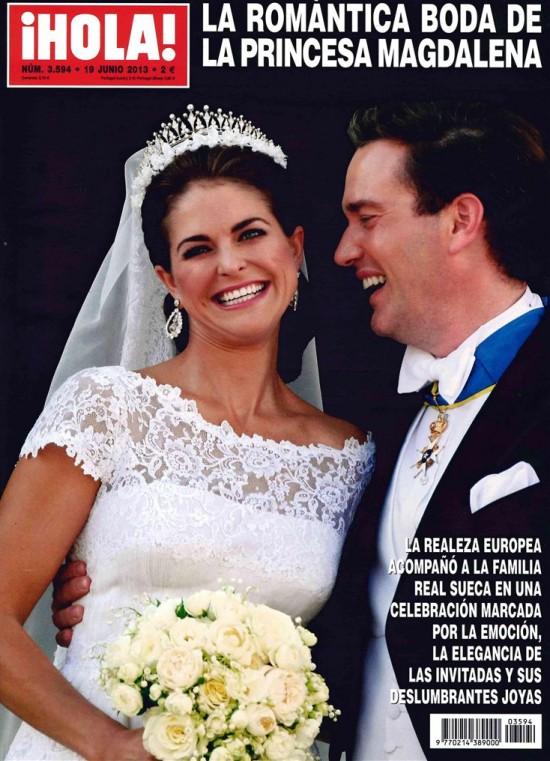 HOLA portada 10 de Junio 2013