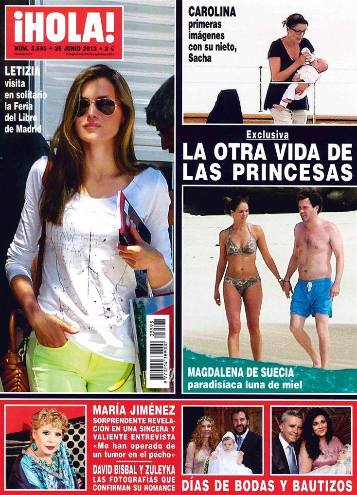 HOLA portada 19 de Junio 2013