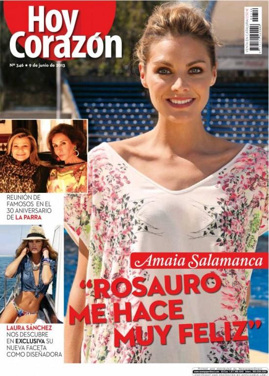 HOY CORAZON portada 10 de Junio 2013