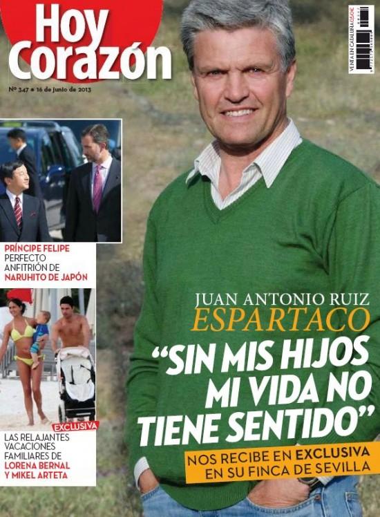 HOY CORAZON portada 17 de Junio 2013