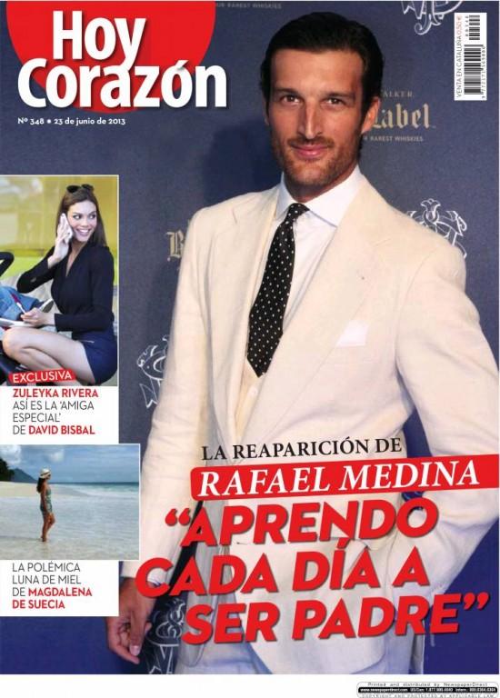 HOY CORAZON portada 24 de Junio 2013