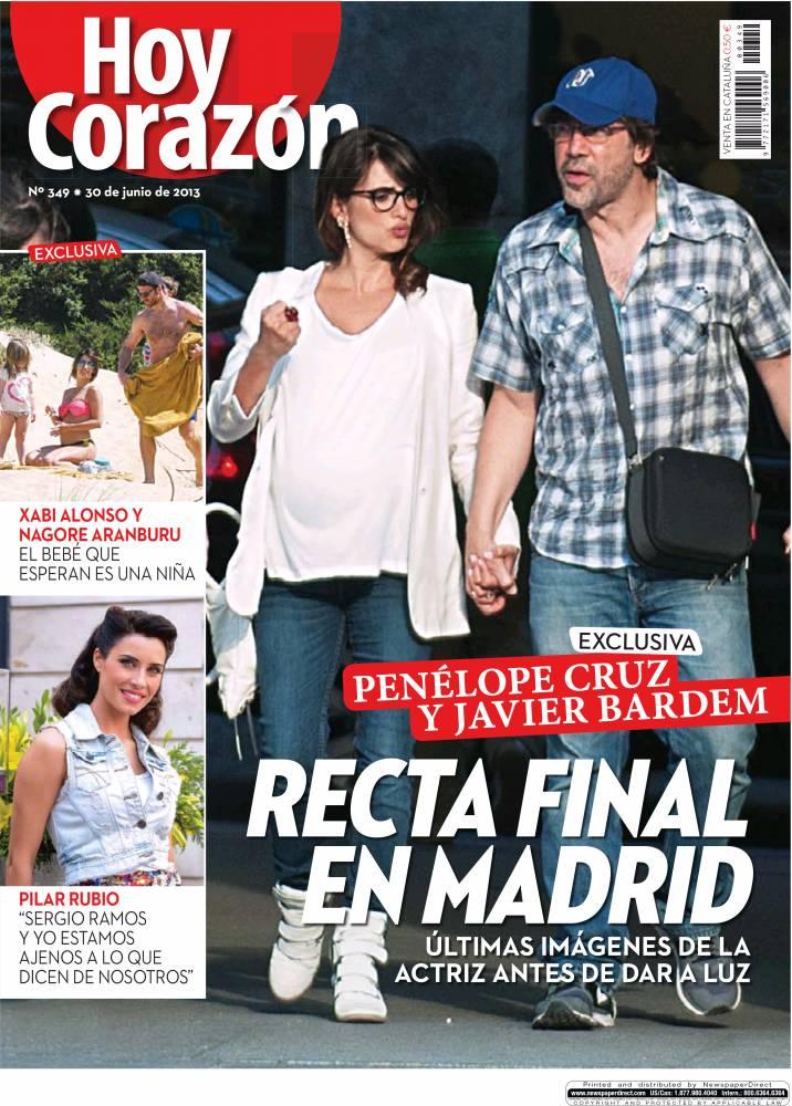 HOY CORAZON portada 30 de Junio 2013