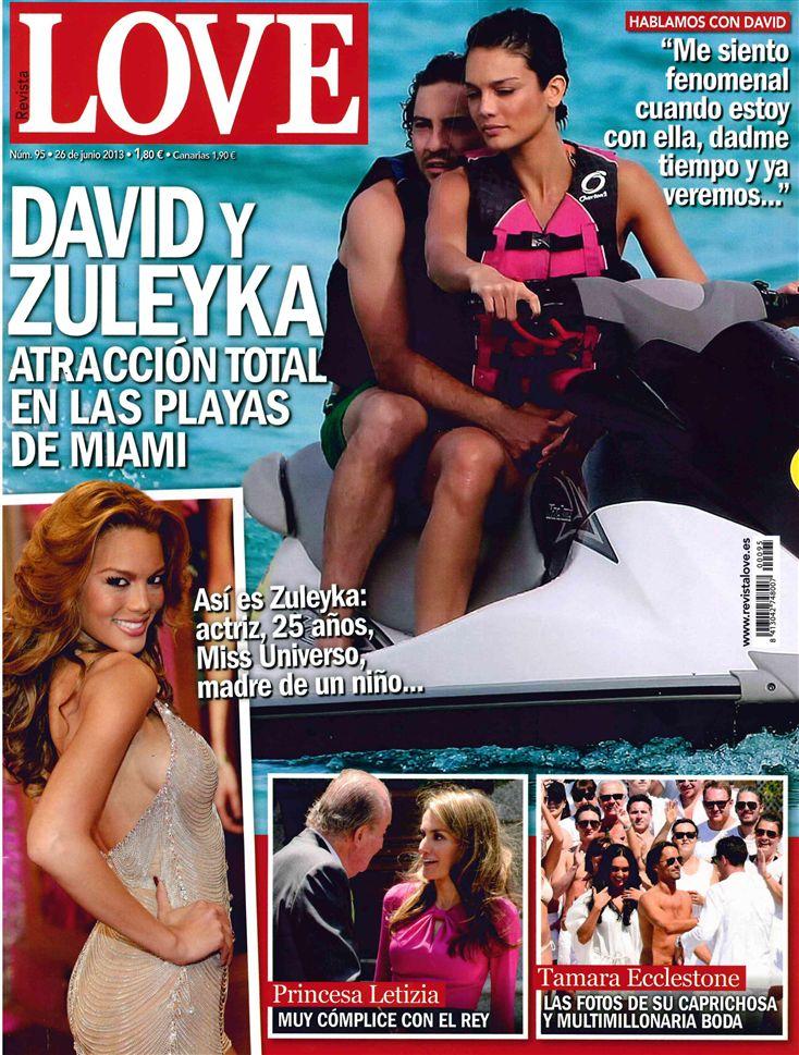 LOVE portada 19 de Junio 2013