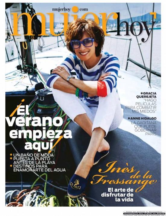 MUJER HOY portada 02 de Junio 2013