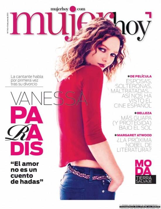 MUJER HOY portada 16 de Junio 2013