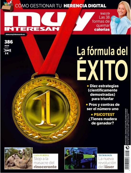 MUY INTERESANTE portada Julio 2013