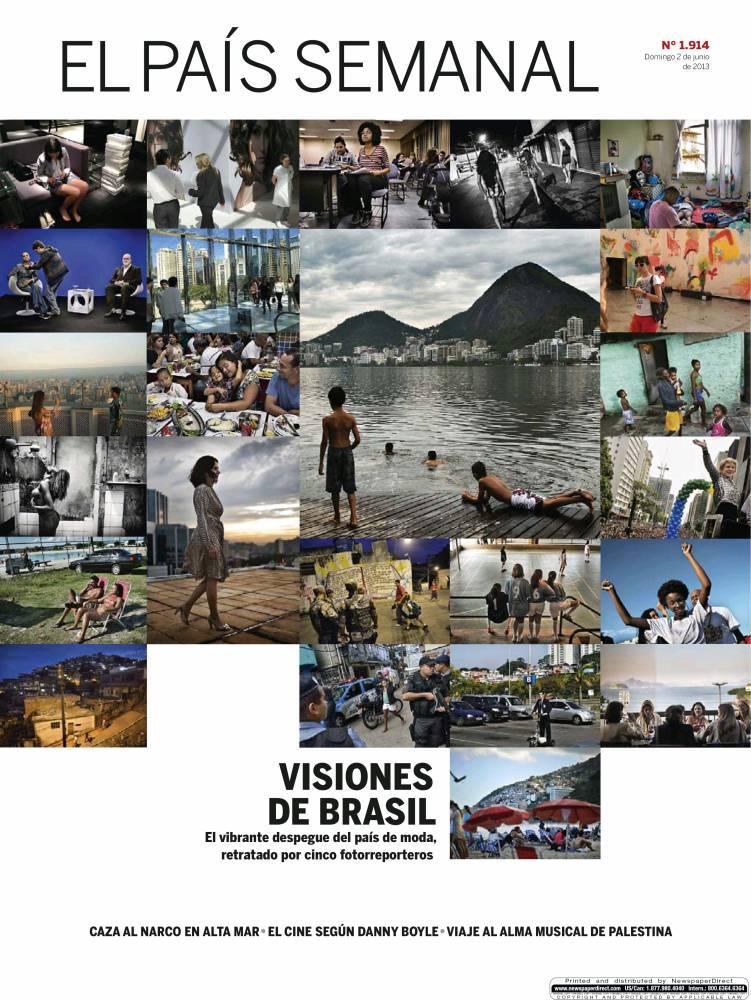 PAIS SEMANAL portada 2 de Junio 2013