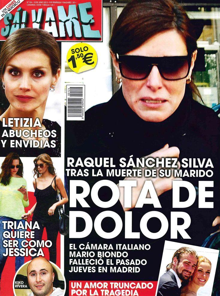 SALVAME portada 03 de Junio 2013