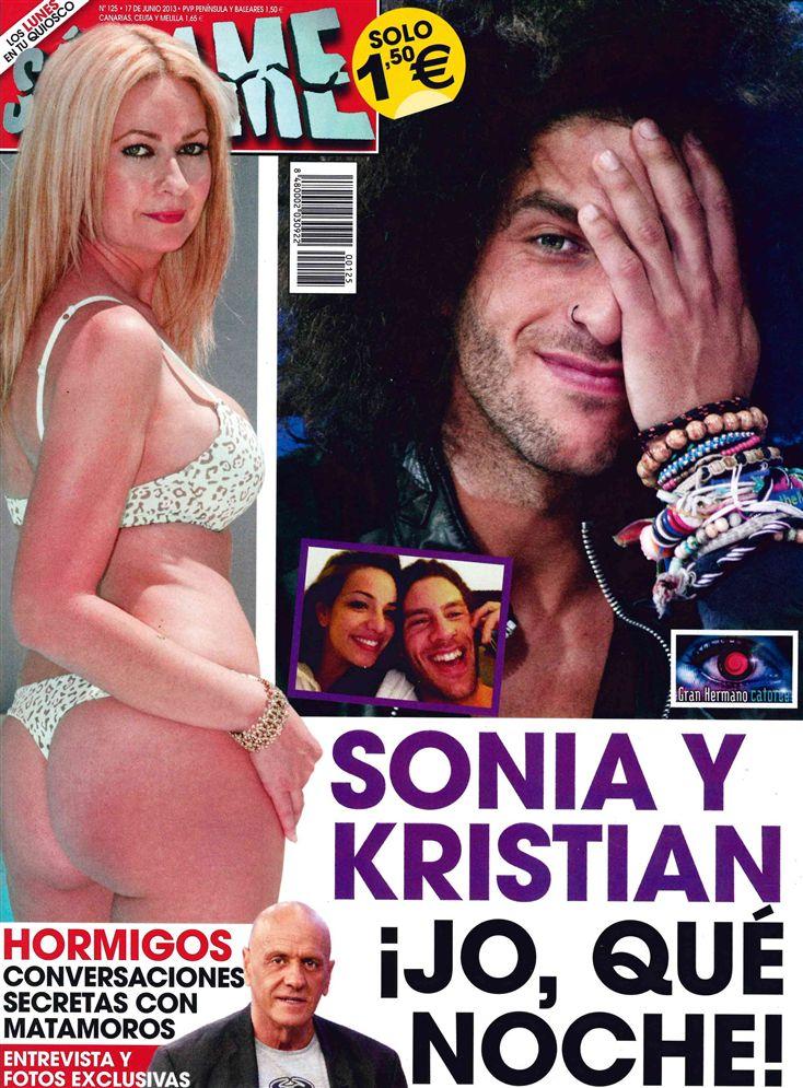 SALVAME portada 10 de Junio 2013