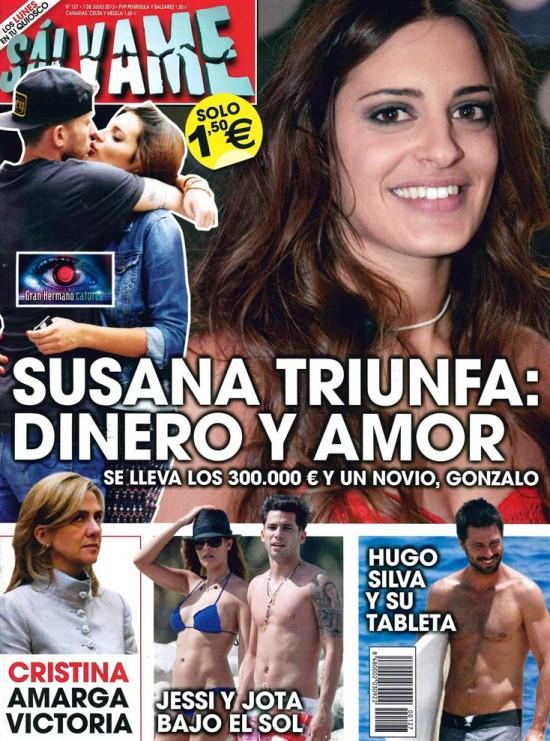 SALVAME portada 24 de Junio 2013