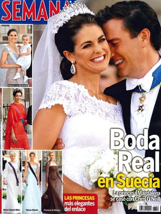 SEMANA portada 10 de Junio 2013