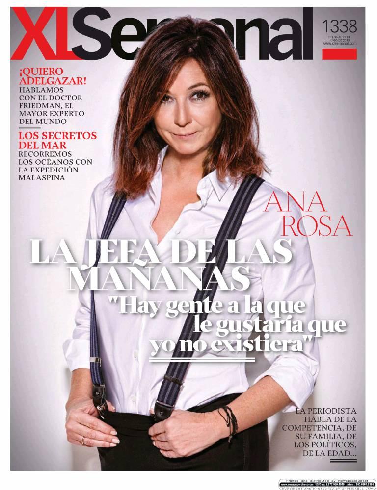 XL SEMANAL portada 16 de Junio 2013