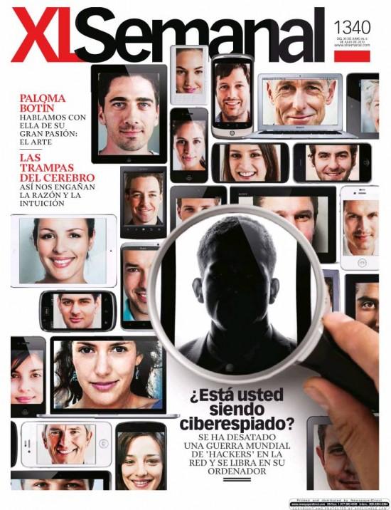 XL SEMANAL portada 30 de Junio 2013