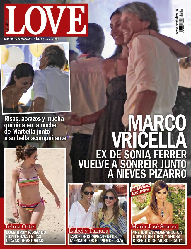 LOVE portada 31 Julio 2013