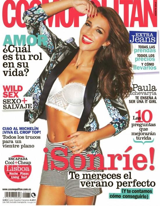COSMOPOLITAN portada 28 de Julio 2013
