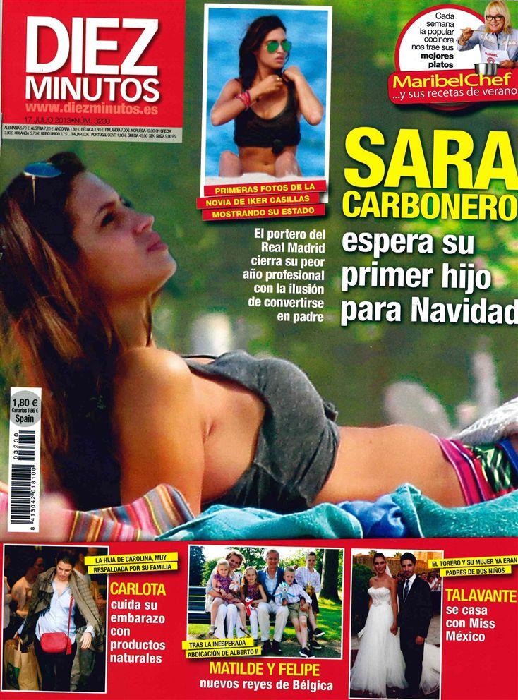 DIEZ MINUTOS portada 10 de julio 2013