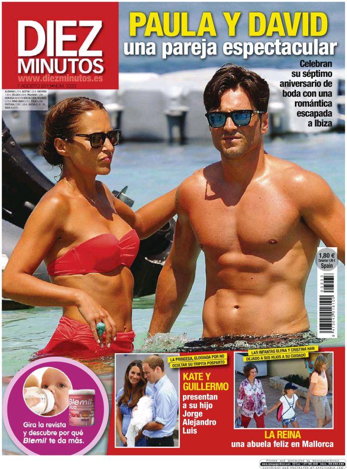 DIEZ MINUTOS portada 31 Julio 2013
