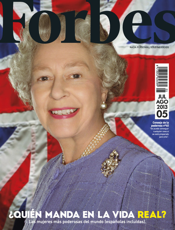 FORBES portada Julio 2013
