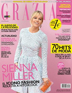GRAZIA portada 31 Julio 2013