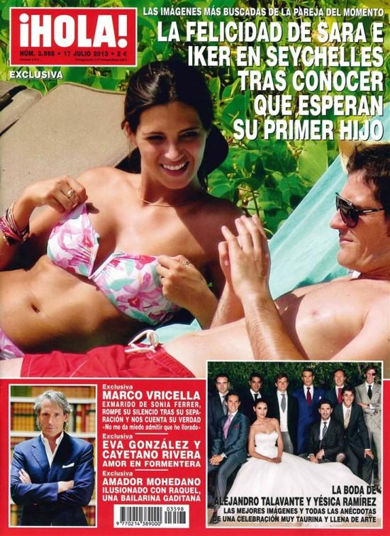 HOLA portada 10 de Julio 2013