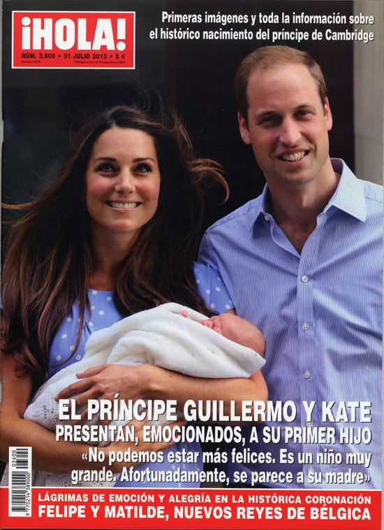 HOLA portada 24 de Julio 2013