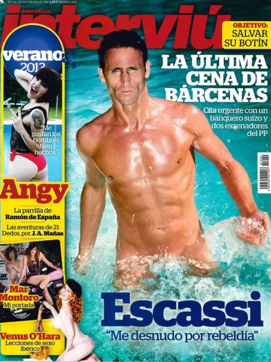 INTERVIU portada 1 de Julio 2013