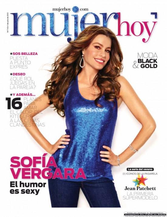 MUJER HOY portada 21 de Julio 2013