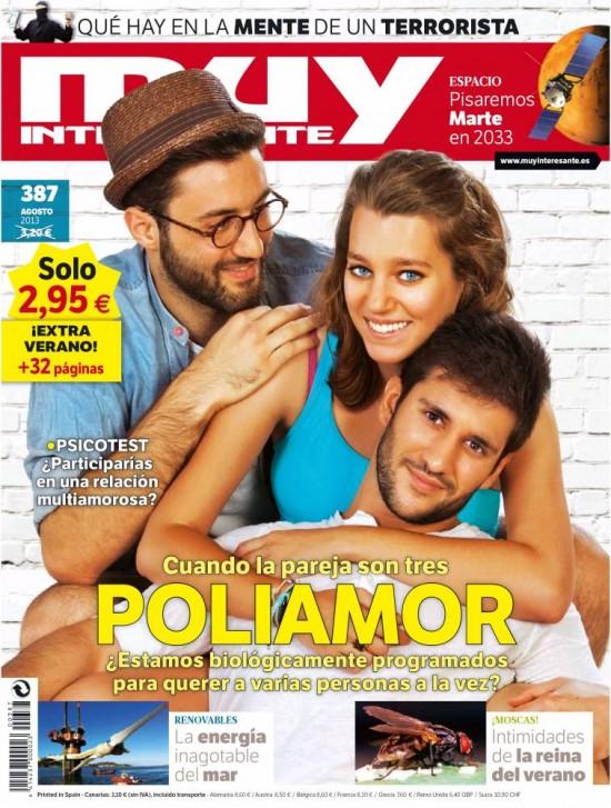MUY INTERESANTE portada 29 de Julio 2013