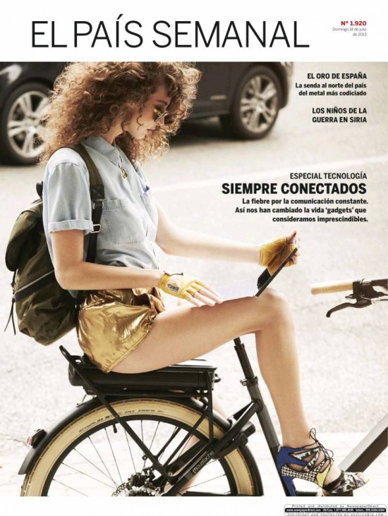 PAIS SEMANAL portada 14 de Julio 2013