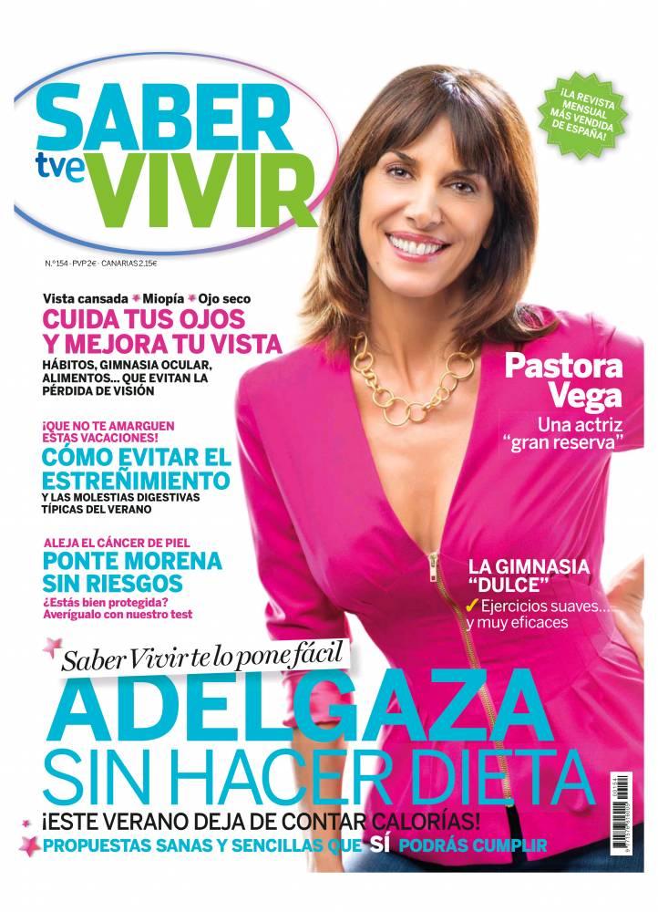 SABER VIVIR portada Agosto 2013