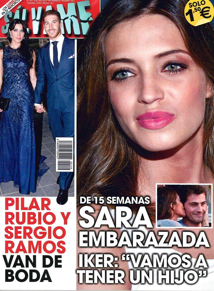 SALVAME portada 8 de Julio 2013