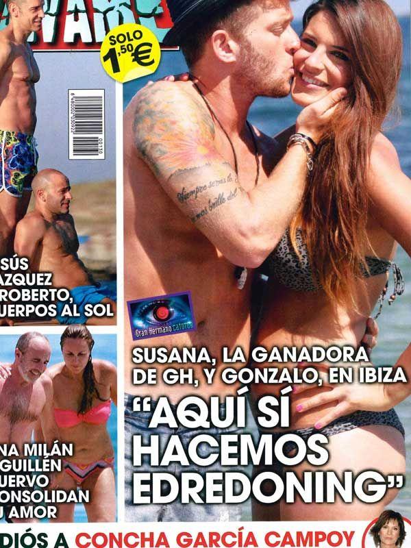 SALVAME portada 15 de julio 2013