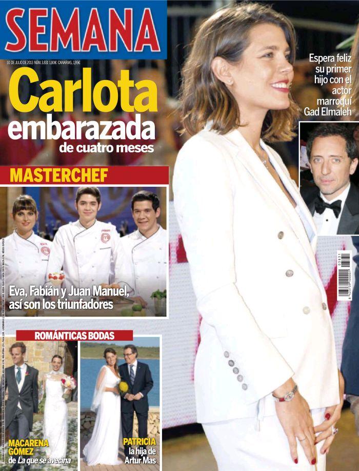 SEMANA portada 8 de Julio 2013
