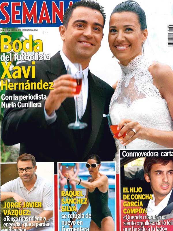 SEMANA portada 17 de Julio 2013