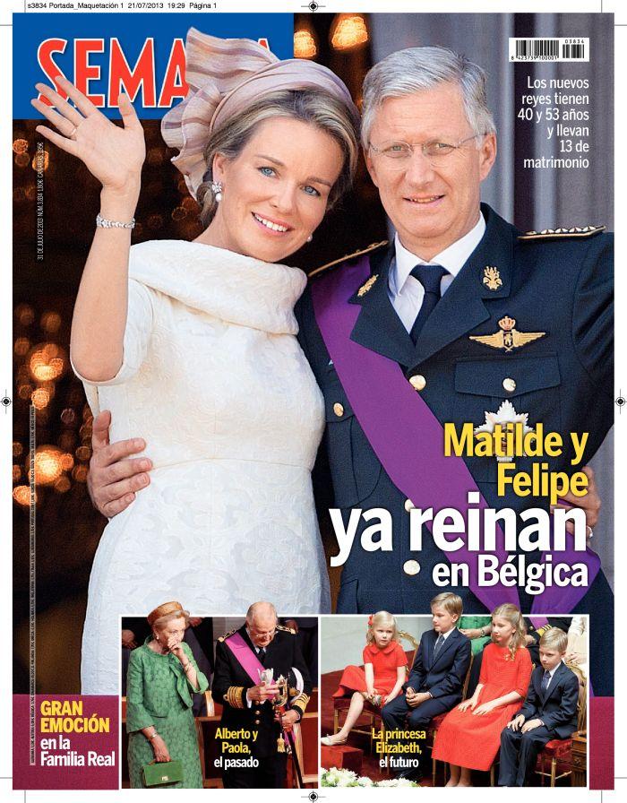 SEMANA portada 24 Julio 2013