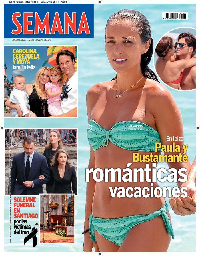 SEMANA portada 31 Julio 2013