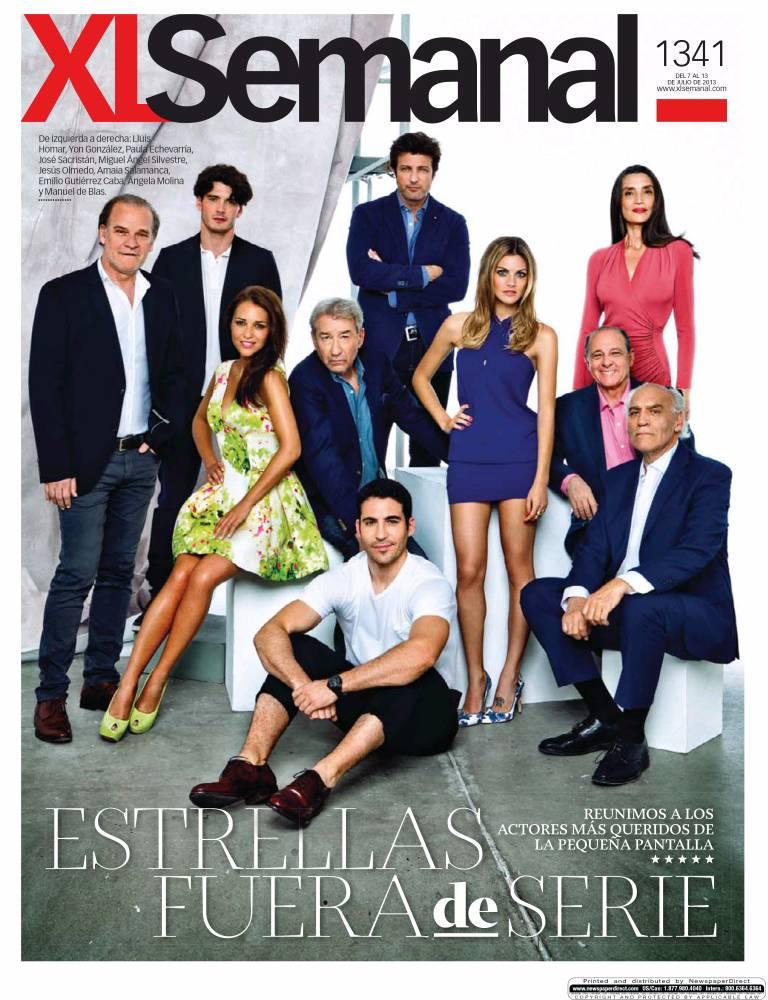 XL SEMANAL portada 08 de Julio 2013