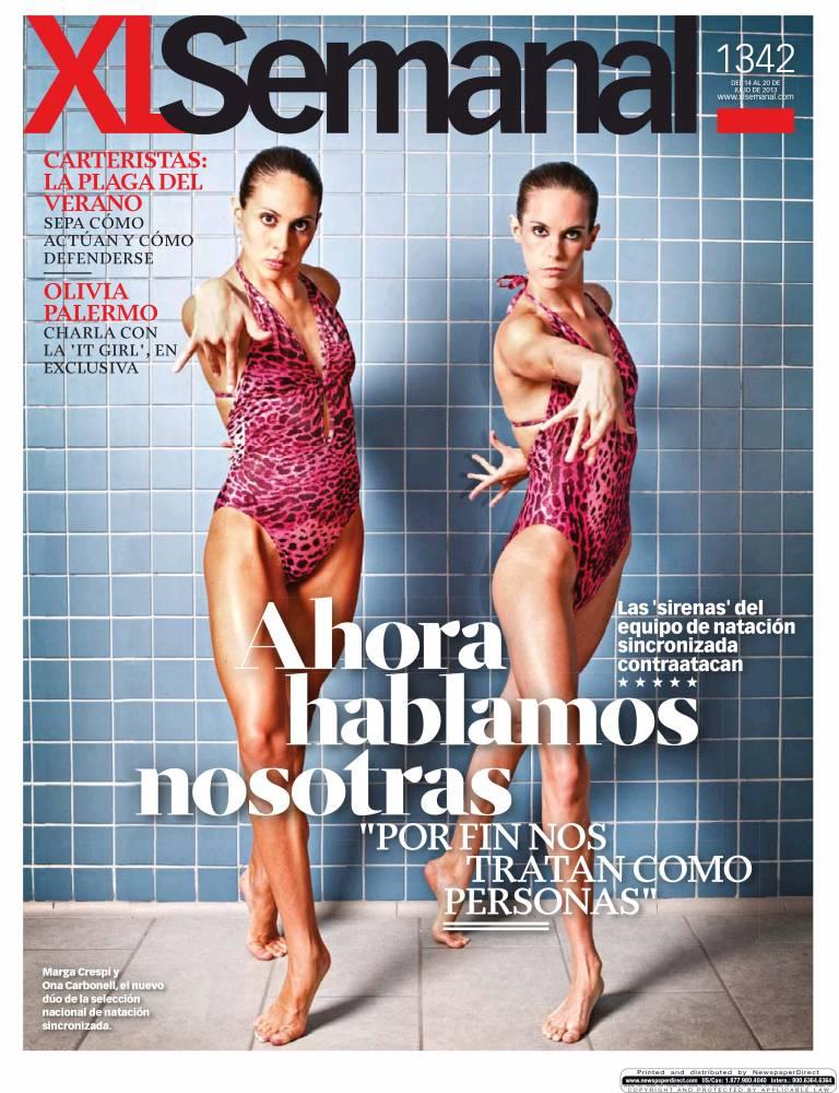 XL SEMANAL portada 14 de Julio 2013
