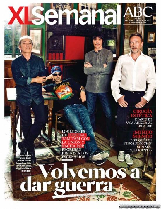 XL SEMANAL portada 21 de Julio 2013