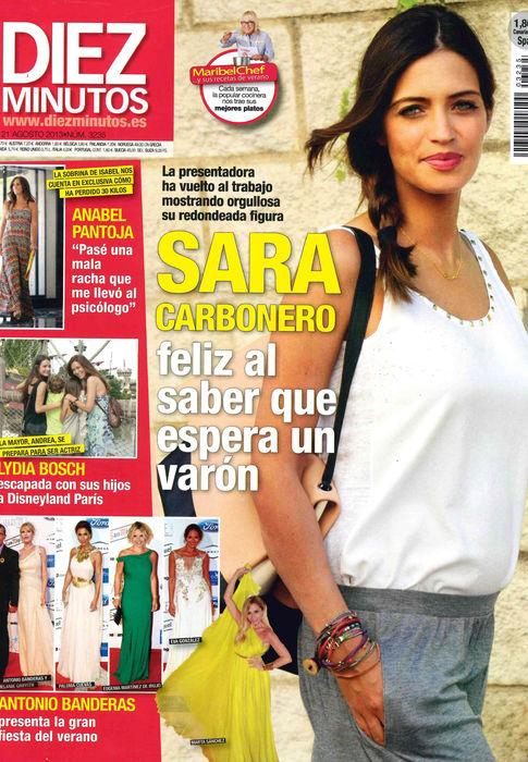 DIEZ MINUTOS portada 14 de Agosto 2013