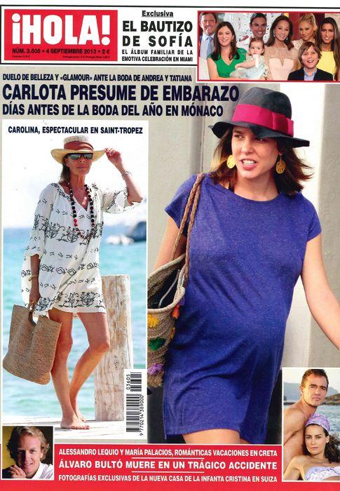 HOLA portada 28 de Agosto 2013