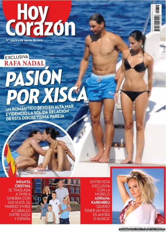 HOY CORAZON portada 05 de Agosto 2013