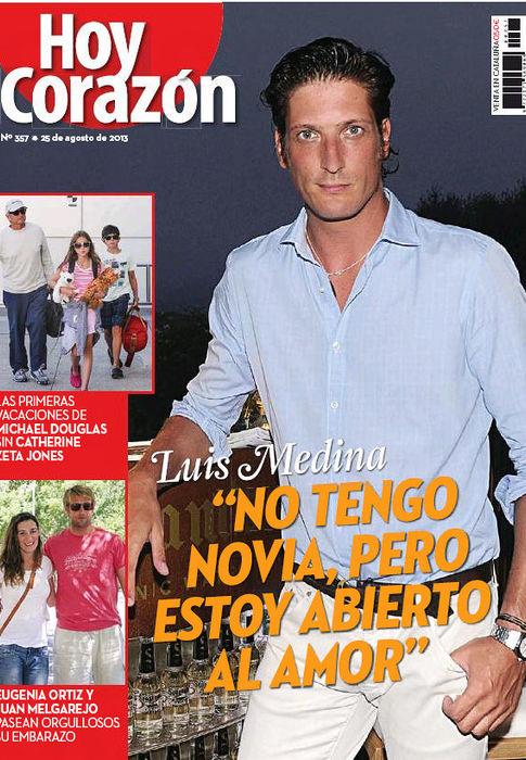 HOY CORAZON portada 26 de Agosto 2013
