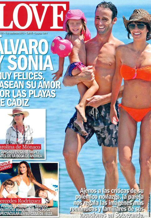 LOVE portada 28 de Agosto 2013