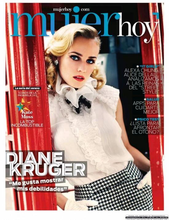 MUJER HOY portada 25 de Agosto 2013