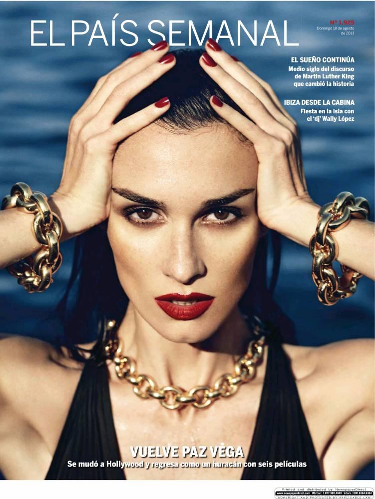 PAIS SEMANAL portada 18 de Agosto 2013