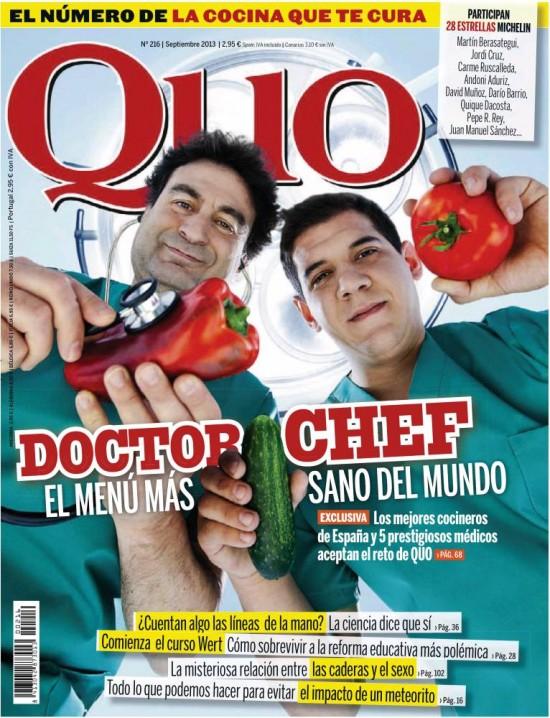 QUO portada Septiembre 2013