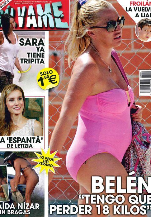 SALVAME portada 12 de Agosto 2013